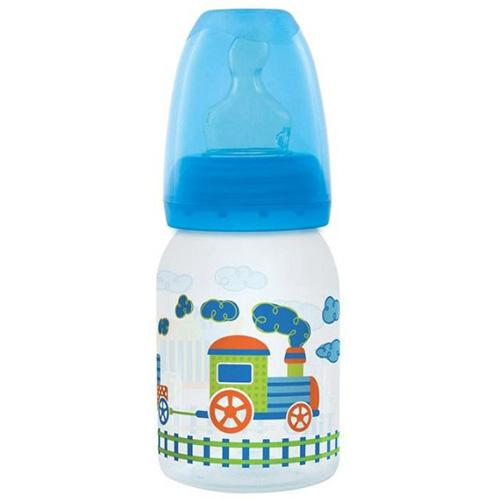 02f96e4b9 Mamadeira Lillo Divertida Silicone Azul - 120ml